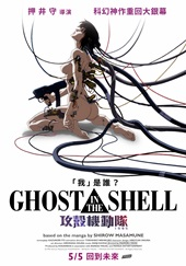 攻殼機動隊1995 Ghost in the Shell