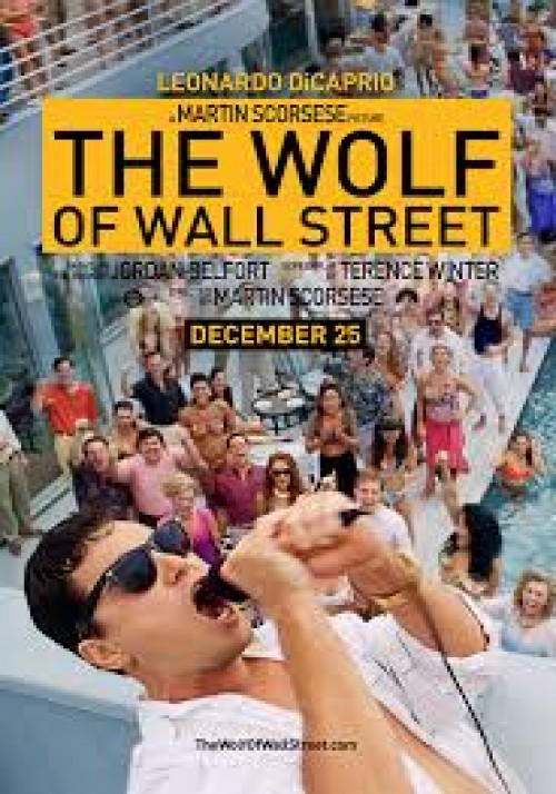 華爾街之狼 The Wolf Of Wall street海報/劇照
