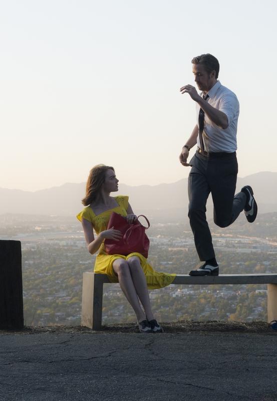 樂來越愛你 La La Land海報/劇照