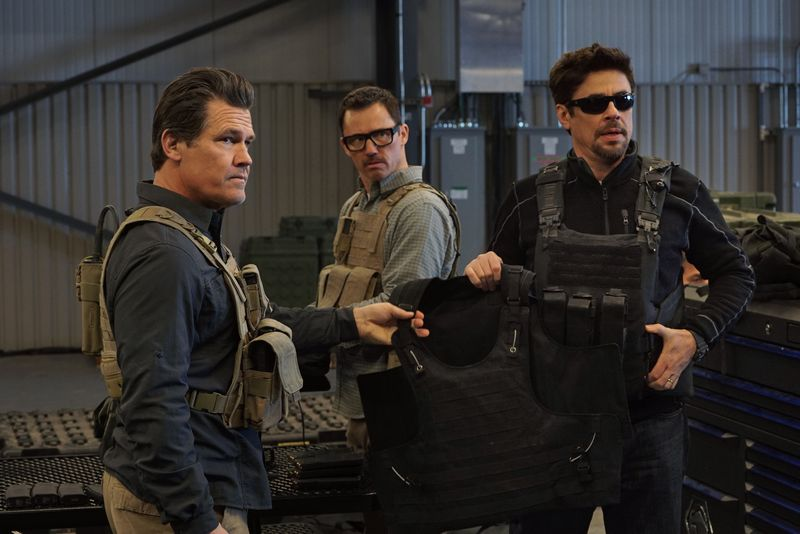怒火邊界2:毒刑者 Sicario: Day of the Soldado海報/劇照