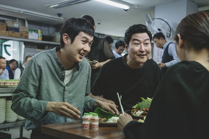 寄生上流 Parasite海報/劇照
