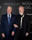 《金錢世界》全球首映 雷利史考特致謝劇組人員獲滿堂彩 編導演俱佳 緊張精彩無破綻 好評爆棚