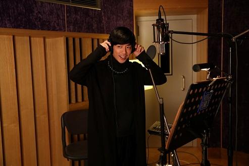 創作歌手廖允杰為電影《金錢世界》量身打造中文宣傳曲  <You're Not Me>一語道盡冷血首富的內心