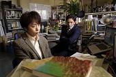 櫻井翔與玉木宏靠看漫畫搏感情 《拉普拉斯的魔女》「雪男」體質發威 整慘劇組