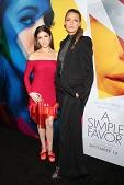 《失蹤網紅》紐約盛大首映 閃光不斷 「死侍」萊恩雷諾斯為愛妻站台  亨利高汀偕太座甜蜜出席