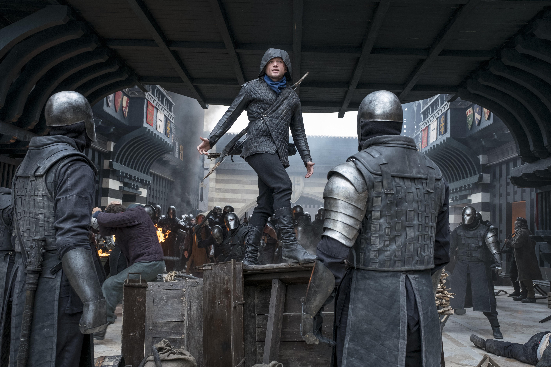 泰隆艾格頓 為不公挺身捍衛正義  重新演繹八百年傳奇英雄「羅賓漢」