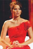 美媒預測  珍妮佛勞倫斯將因【飢餓遊戲】奪得第二次入圍奧斯卡的機會
